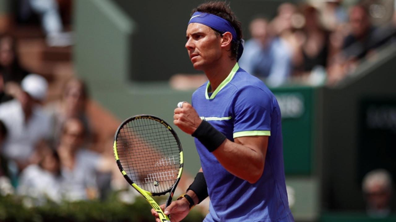 French Open Rafa Nadal Takes To Roland Garros With Eyes On Semifinal Against Djokovic