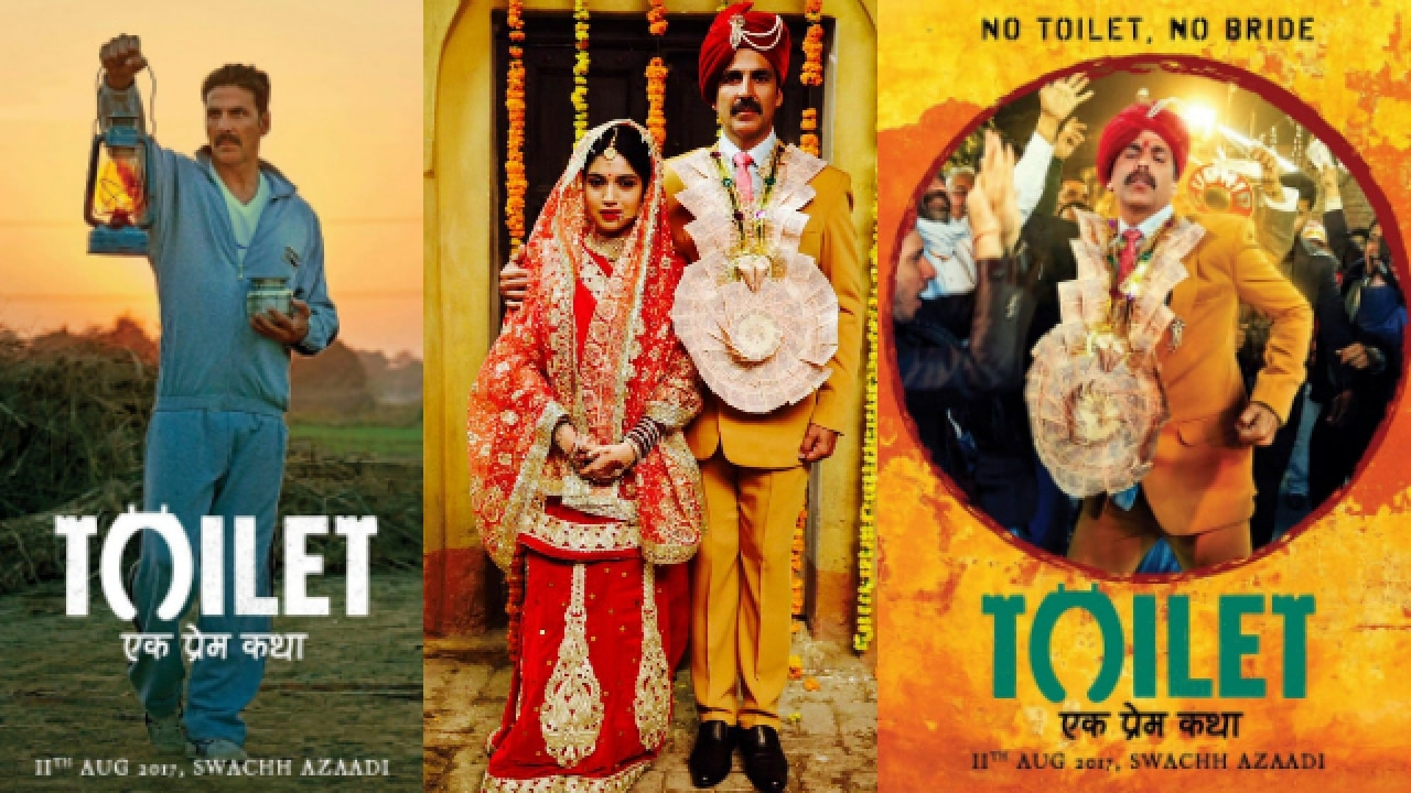 Image result for Toilet: Ek Prem Katha