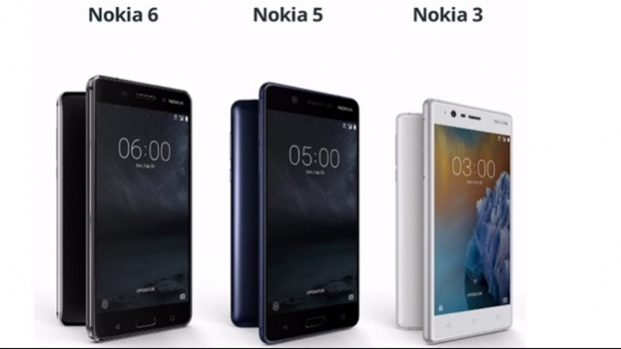 Nokia 3 is now available at your friendly, neighbourhood