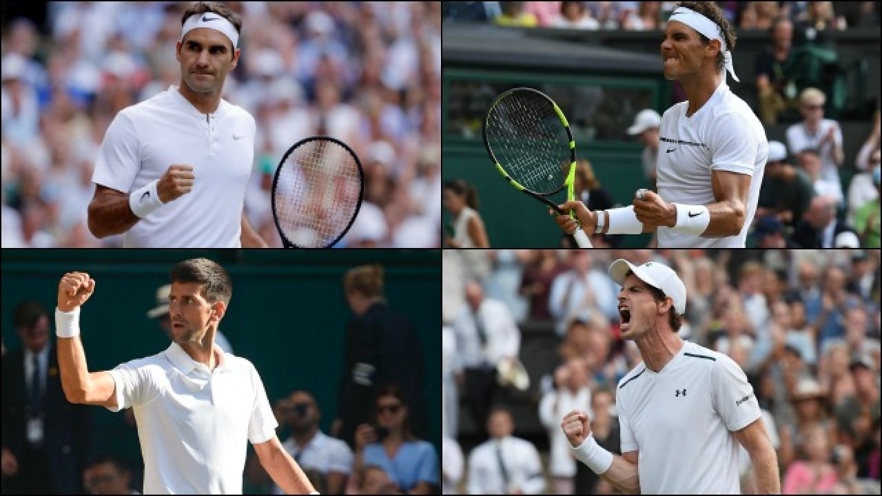 Wimbledon 20 'Manic Monday' is here 'The Big Four' must switch ...
