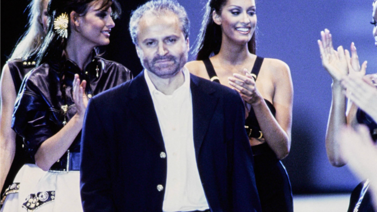 Versace Vocabulary On His 20th Death Anniversary We Decode The Gianni Gene