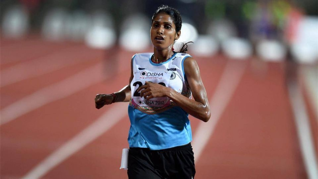 Sudha Singh's name removed from list of Indian athletes at World