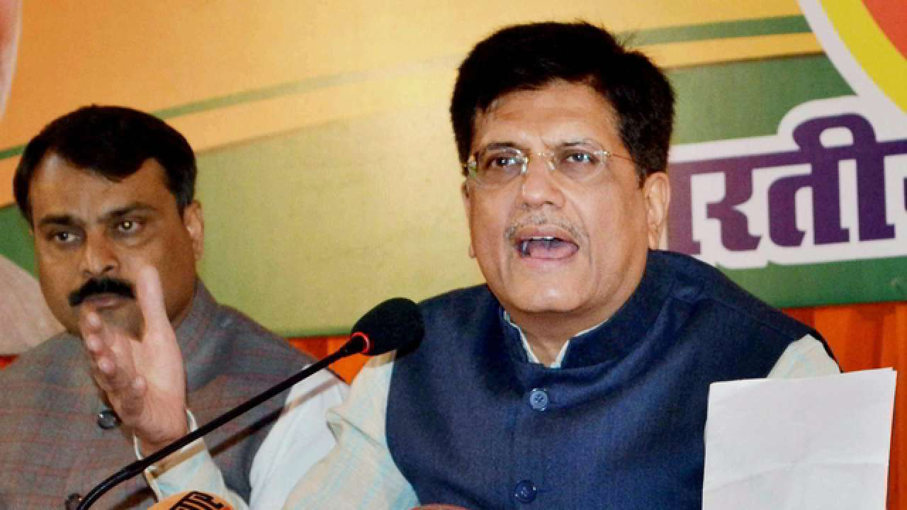 Aiming all-electric car fleet in country by 2030: Piyush Goyal