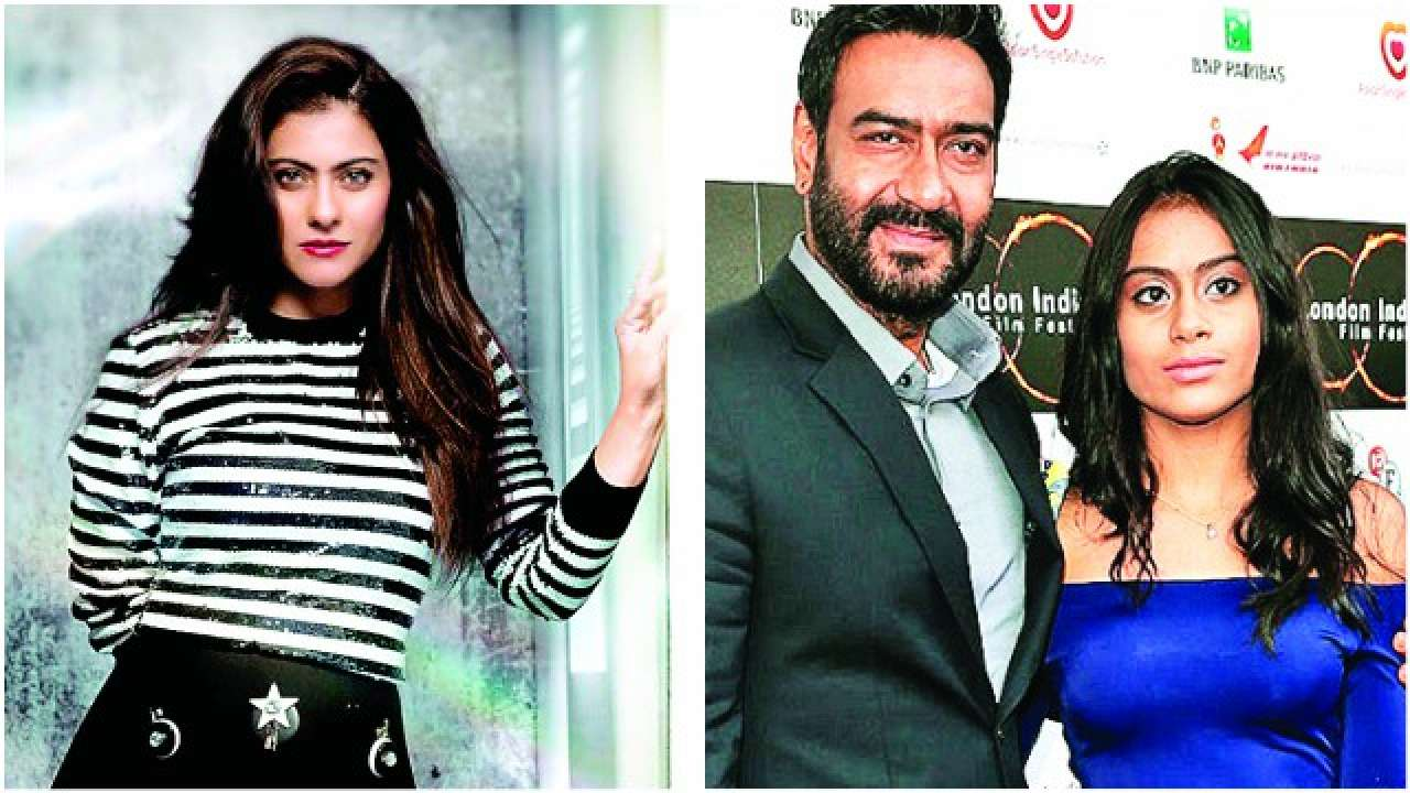 Kajol Reveals That Daughter Nysa Wants To Become A Chef