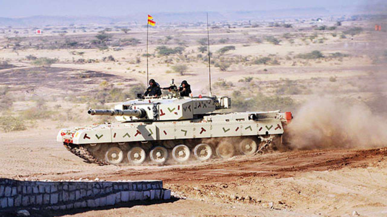 Indian Army Crashes Out Of International Military Drill