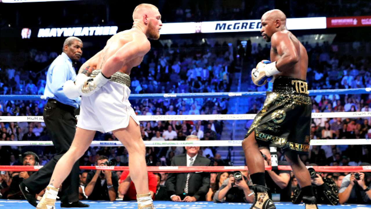 Floyd Vs Conor