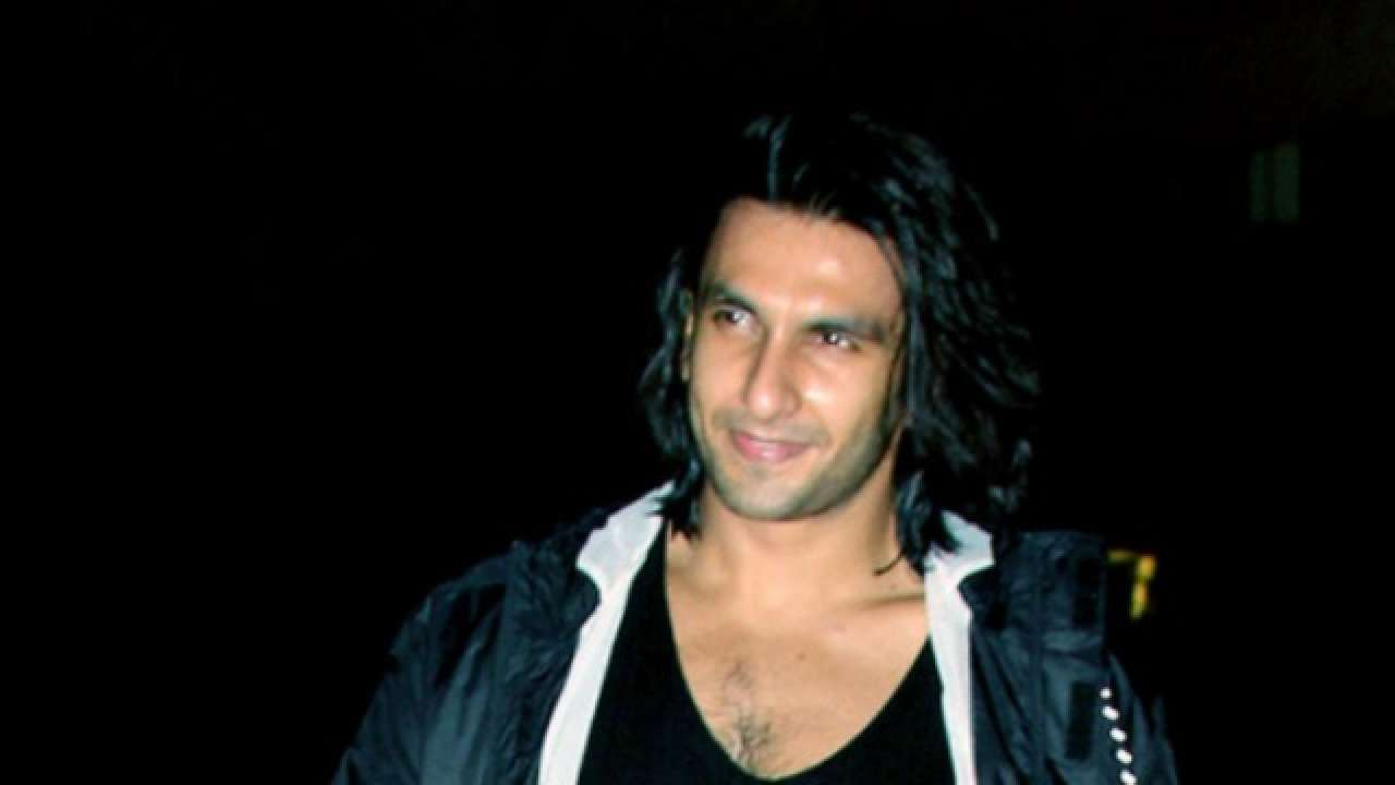 Finally Ranveer Singh Goes Clean Shaved And Done With His Padmavati