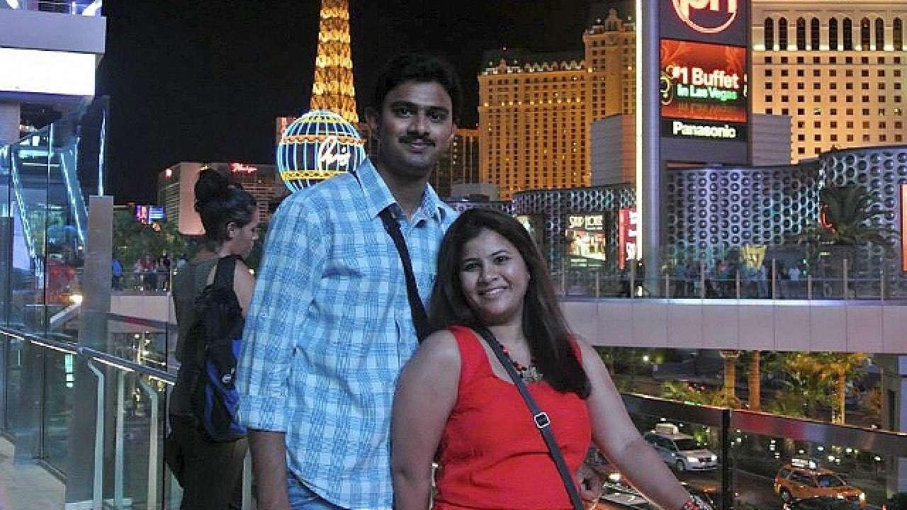 Murdered Indian techie's widow gets temporary work visa in US