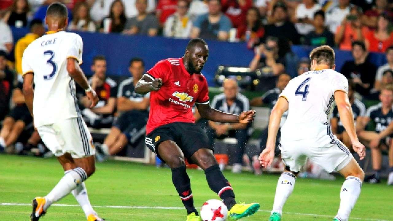Plenty Of Goals In Manchester United Squad Says Romelu Lukaku