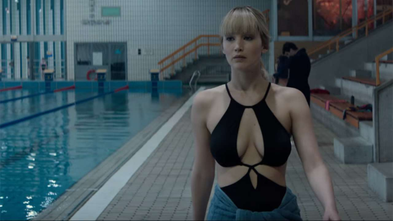 WATCH: Jennifer Lawrence turns into seductive, deadly ...