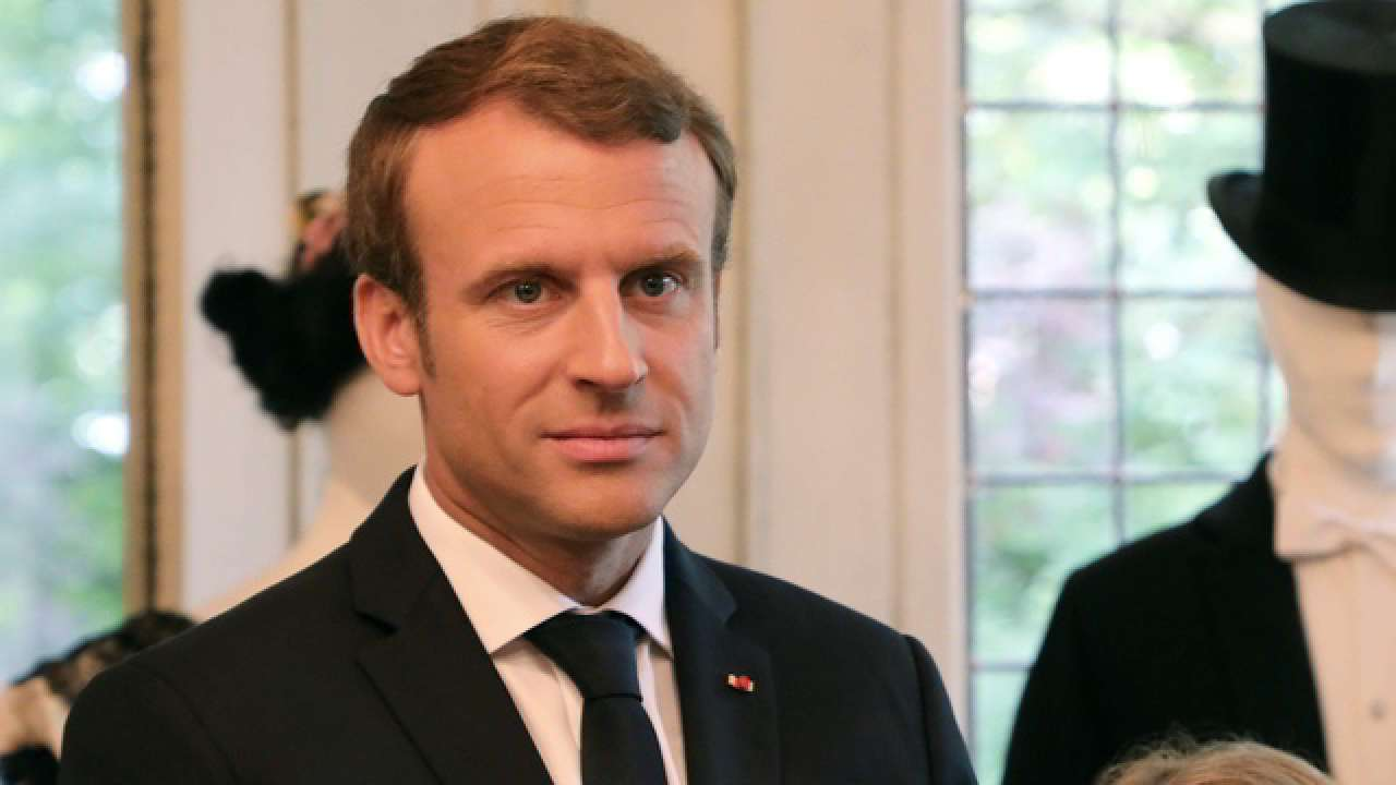 All Tied Up Here S One Sartorial Legacy That S Bogging Down French President Emmanuel Macron