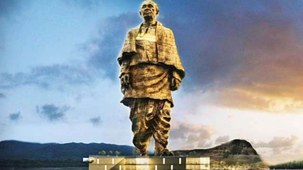 about statue of unity