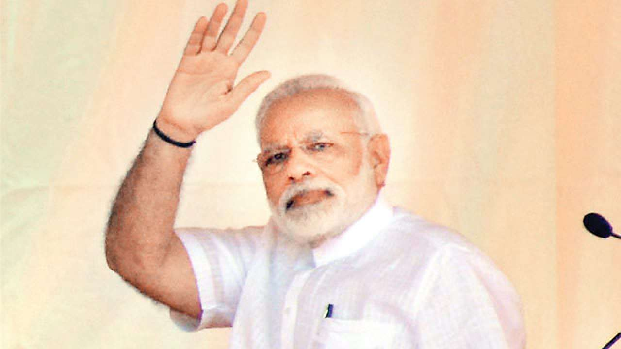 Vote bank not a priority, nation bigger than party: Narendra