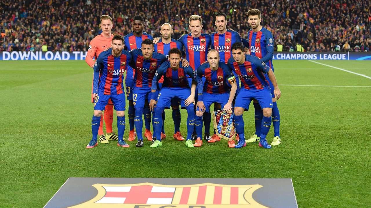 In Pics Relive Barcelona S Magical Comeback Against Paris Saint Germain