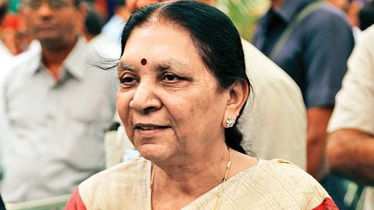 buzz on anandiben s increasing importance but she stays away from