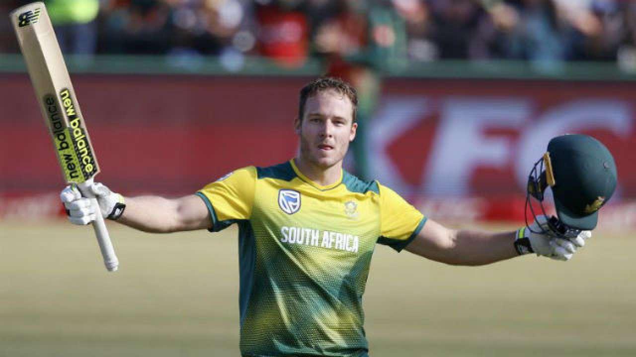 David Miller scores fastest T20I century as South Africa thrash Bangladesh