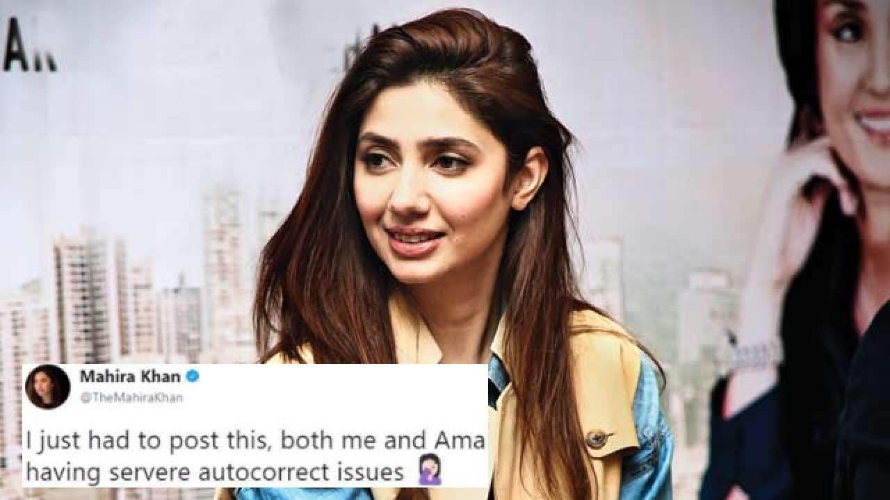 Twitter can't keep calm over Mahira Khan and her mother's