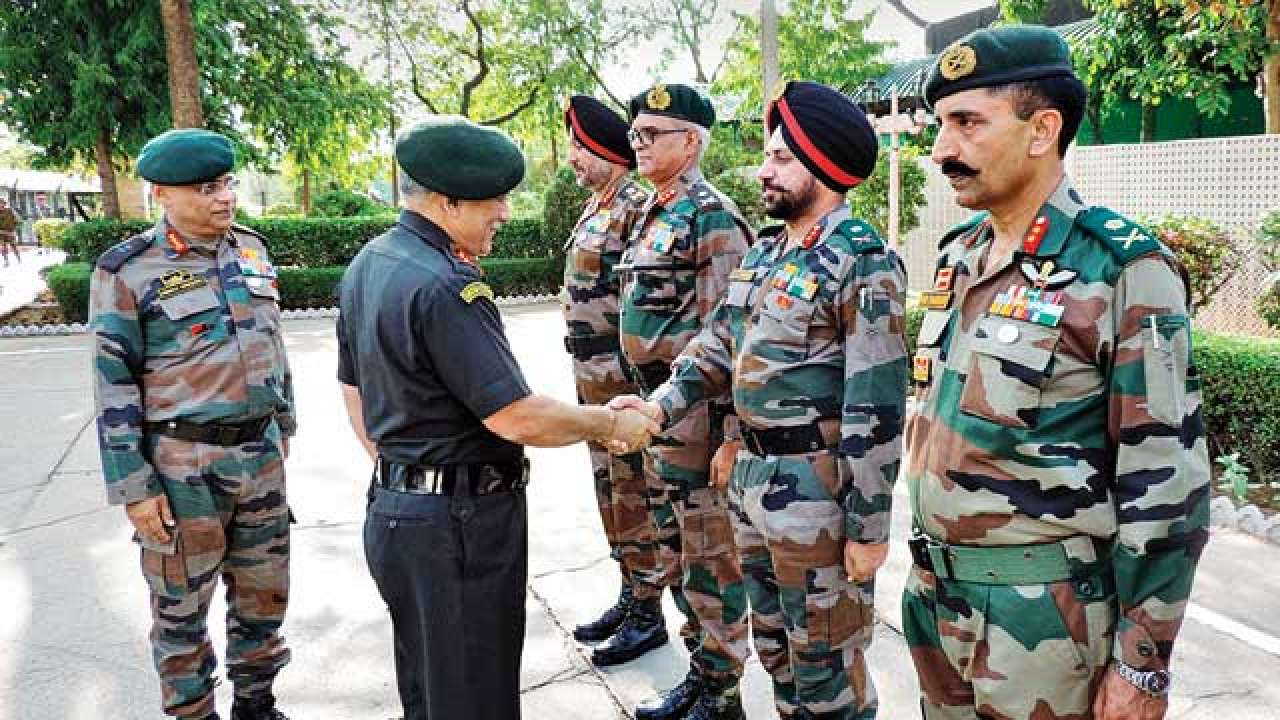 Sexual harassment cases in indian army