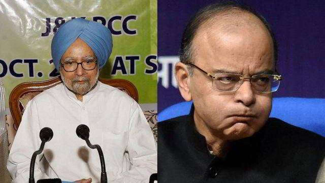 Image result for arun jaitley during 2G