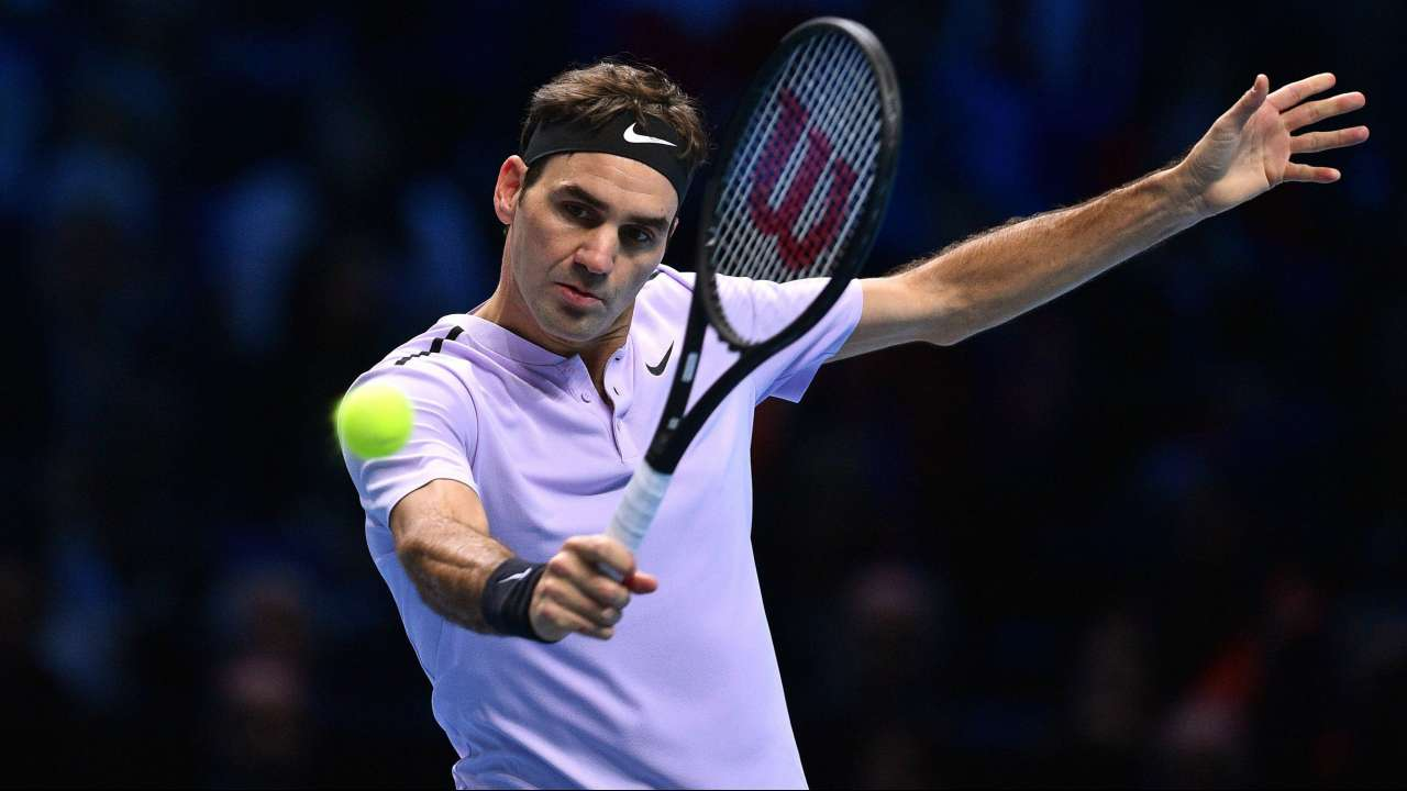 Federer Vs Cilic Atp World Tour
