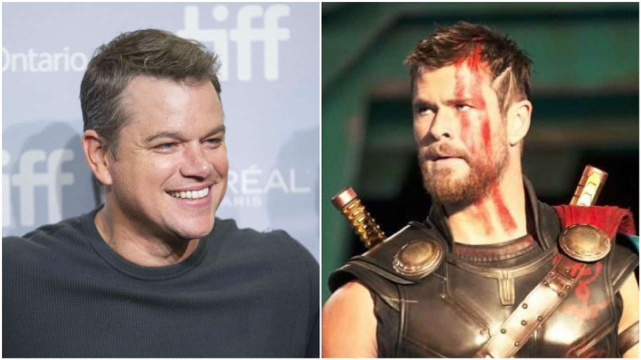 Marvel Boss Reveals The Surreal Story Behind Matt Damon S