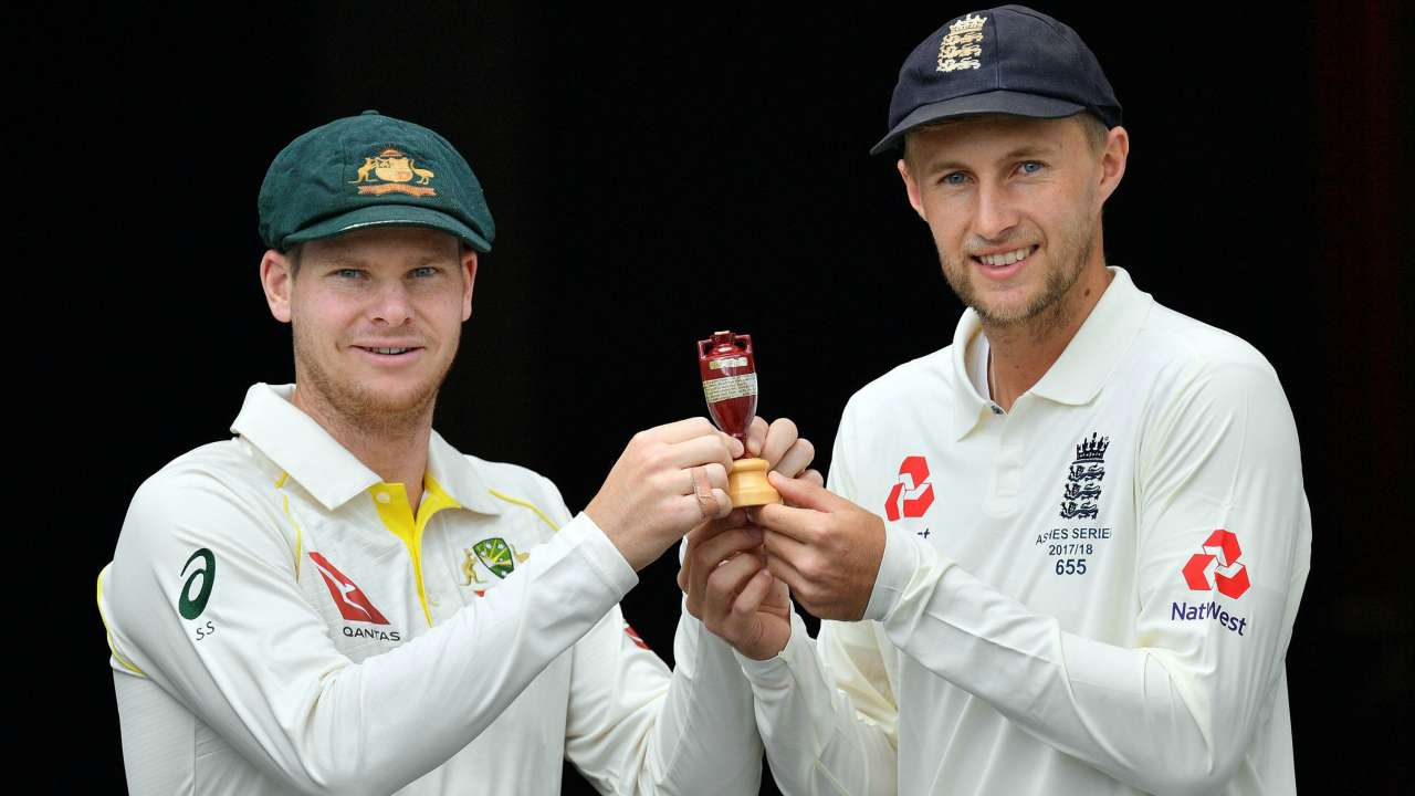 Ashes: Spotlight on skippers Steve Smith and Joe Root ahead of blockbuster series