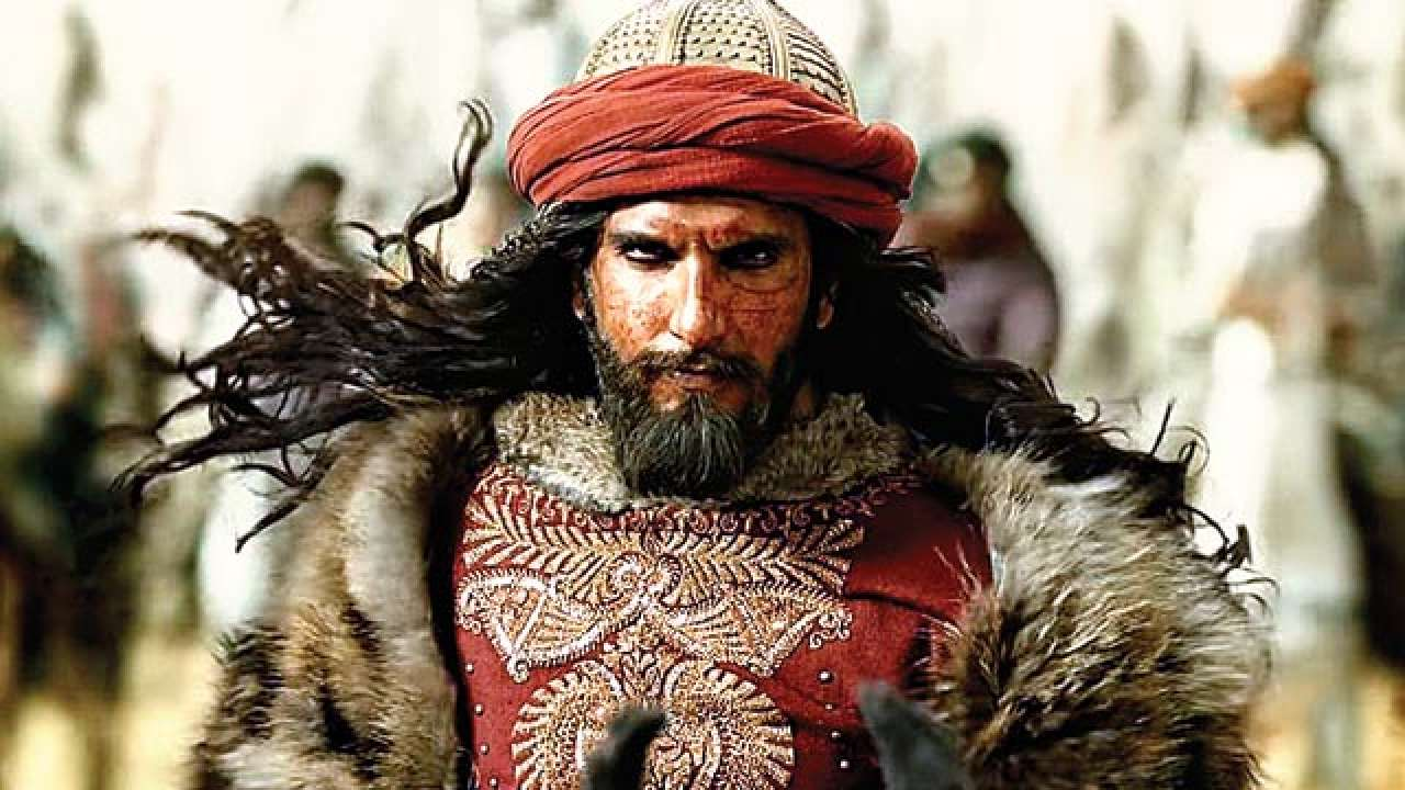 Alauddin khilji was a brutal ruler sanjay leela bhansali - Ranveer singh hd wallpaper padmavati ...