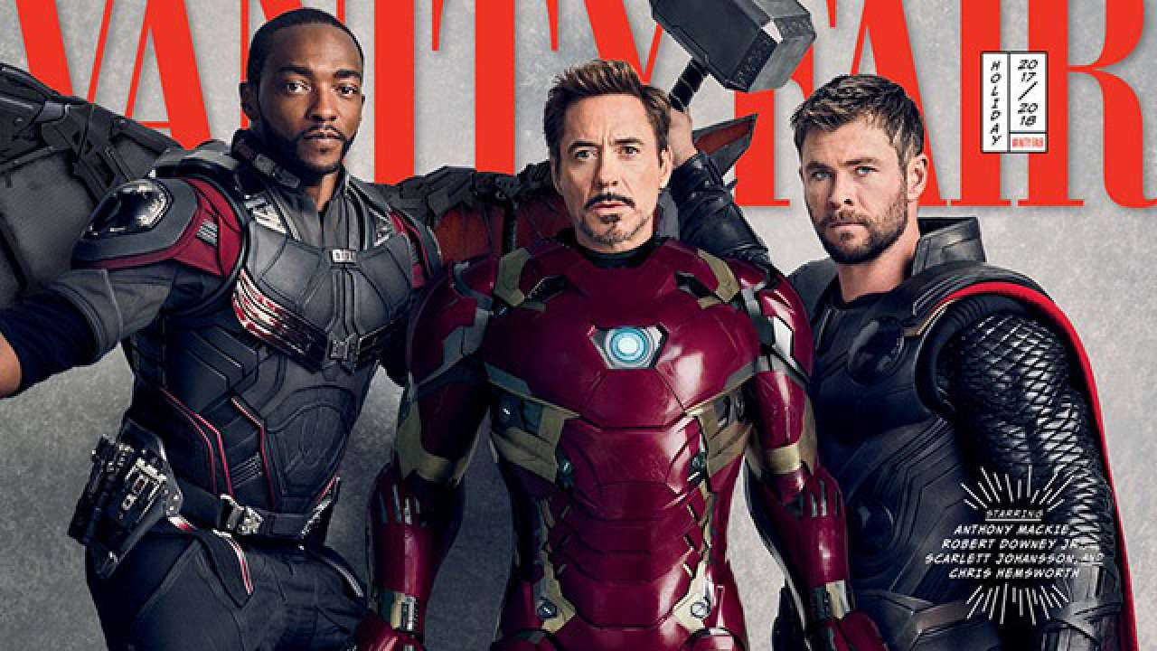182754e5197 First look pictures of characters from  Avengers  Infinity War  are here!
