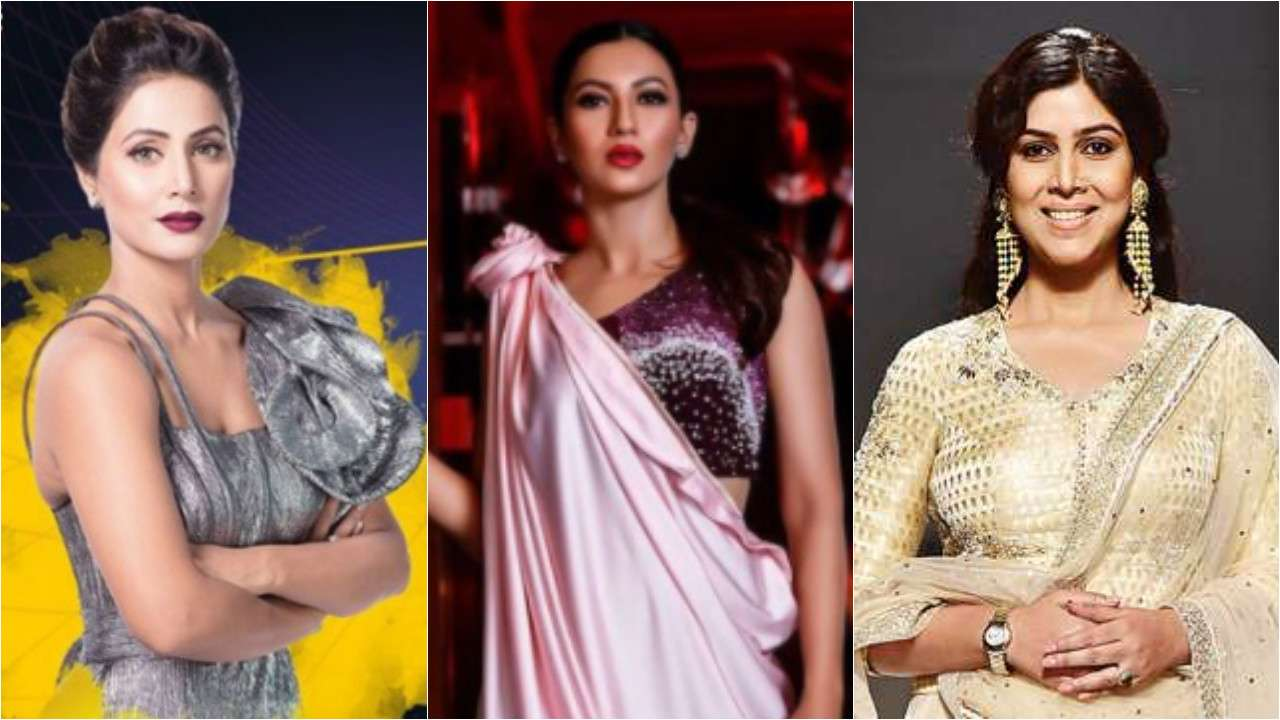 Bigg Boss 11 Gauahar Khan S Reply To Hina Khan For Her Snide