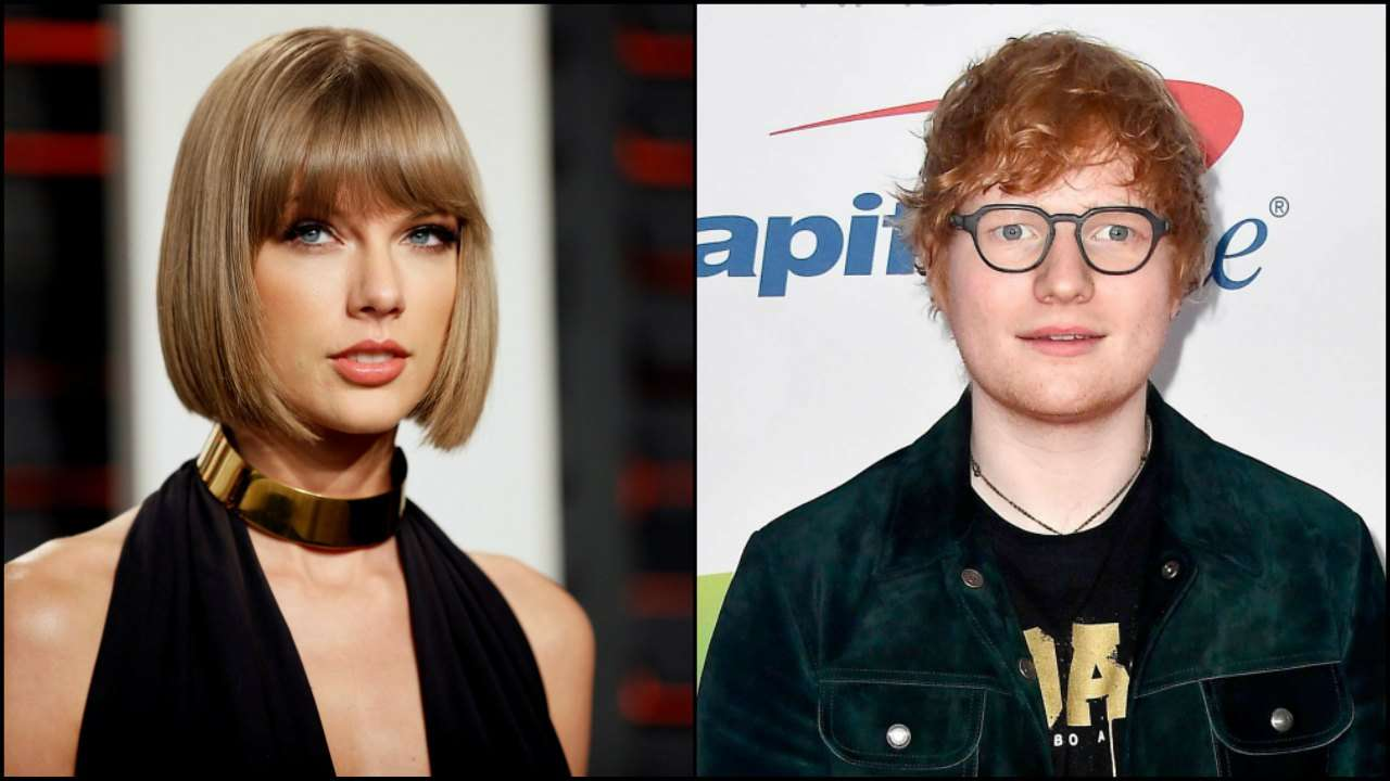 Reputation Taylor Swift Ed Sheeran Have An End Game For Next Music Video