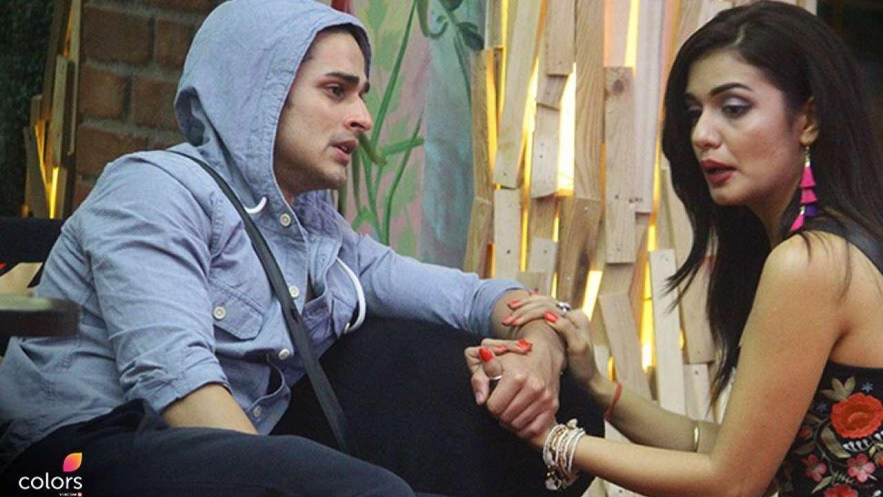 Bigg Boss 11: Did Priyank Sharma's ex girlfriend Divya charge 3 times the fee to slam him?  Is the show rigged?