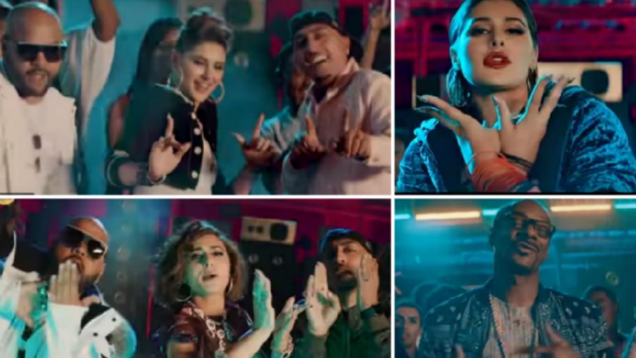 WATCH: Snoop Dogg, Dr Zeus & Nargis Fakhri groove to Punjabi