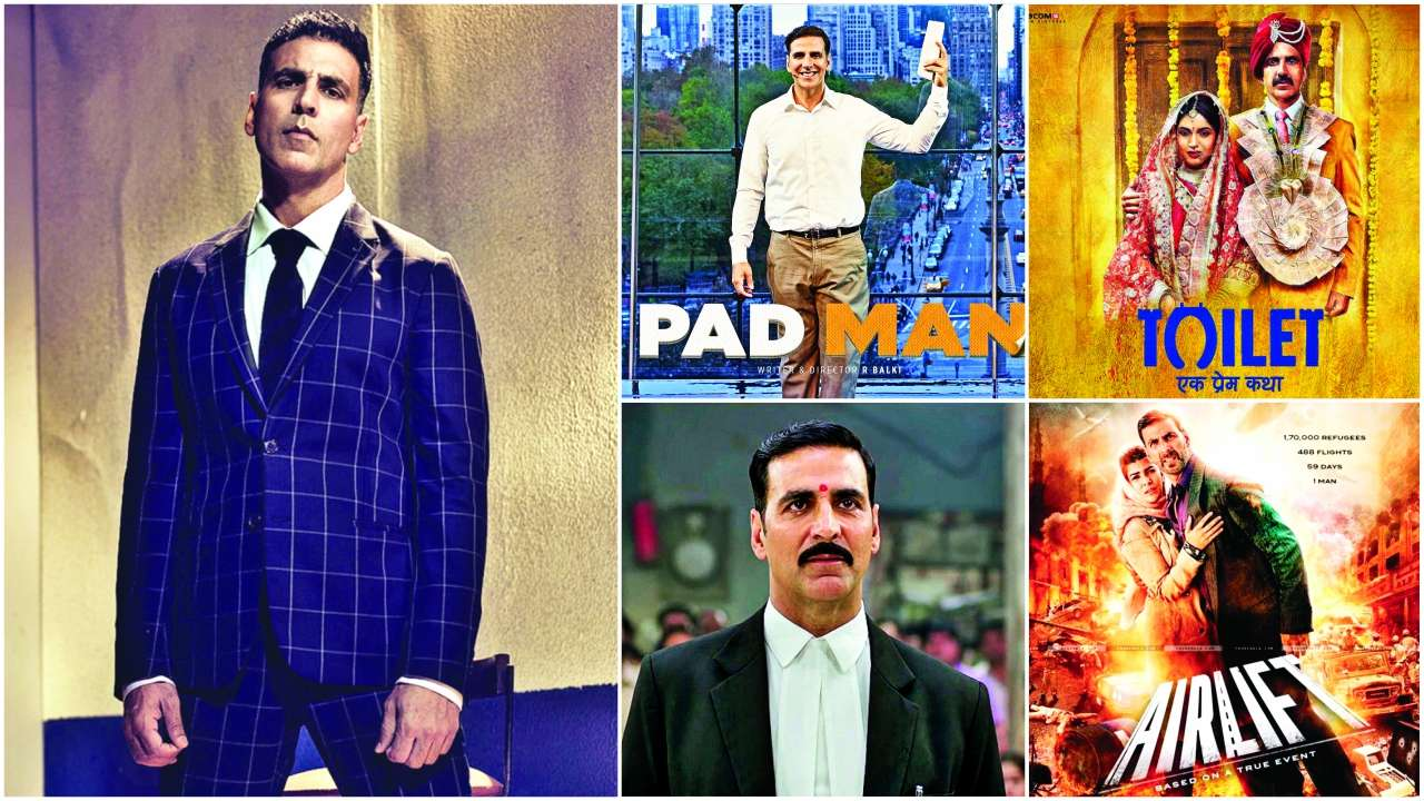 Akshay Kumar: The rebel without a pause