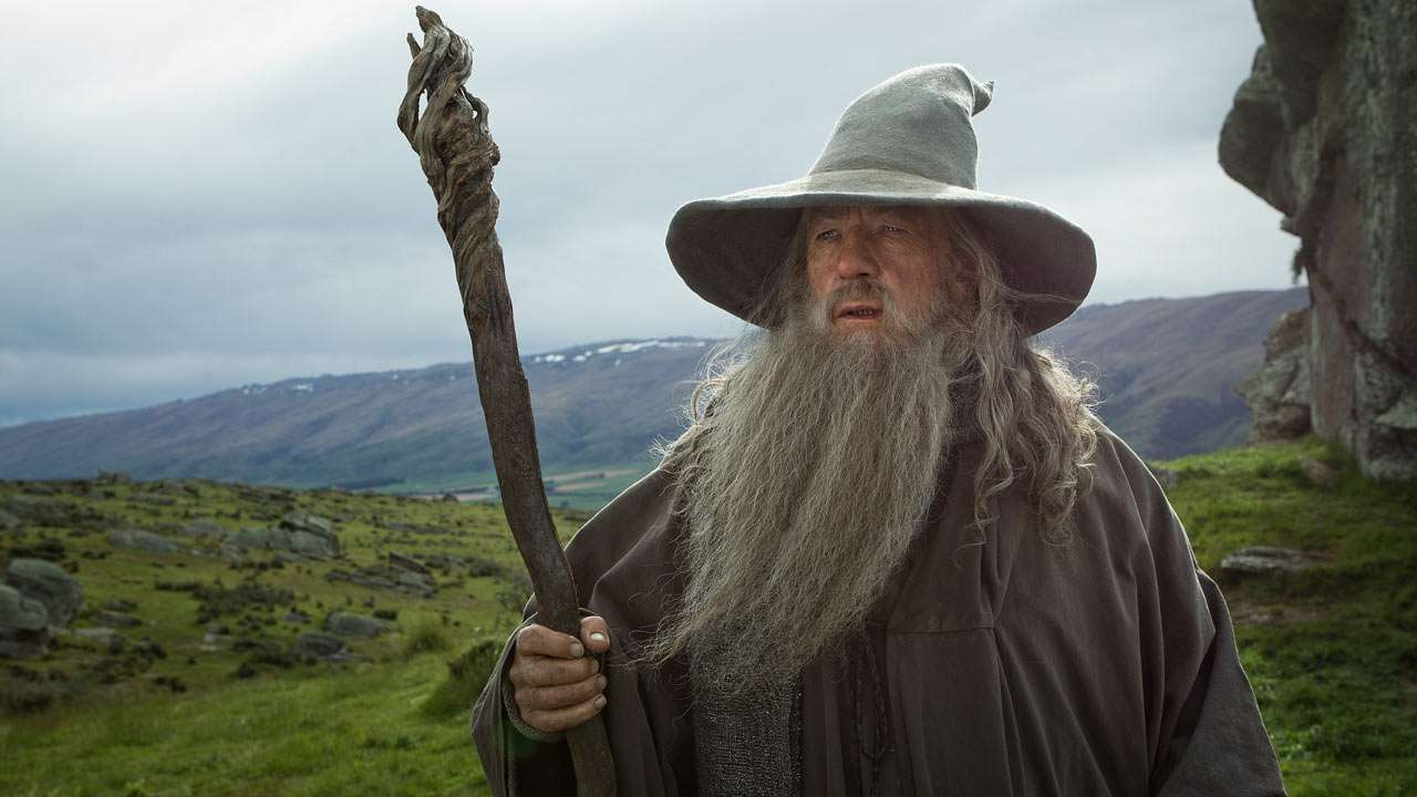 Sir Ian McKellen wishes to play Gandalf in 'Lord of the Rings' TV series