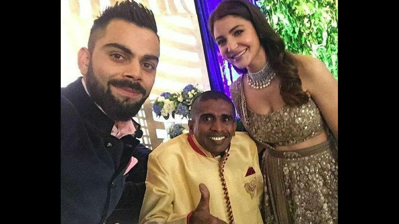 Virat Kohli Invites Sri Lankan Fan To Wedding Reception