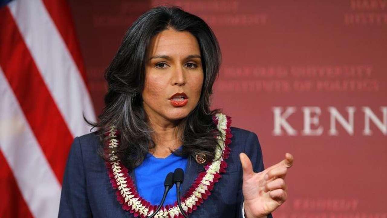 Tulsi Gabbard, other Indian-origin US lawmakers oppose