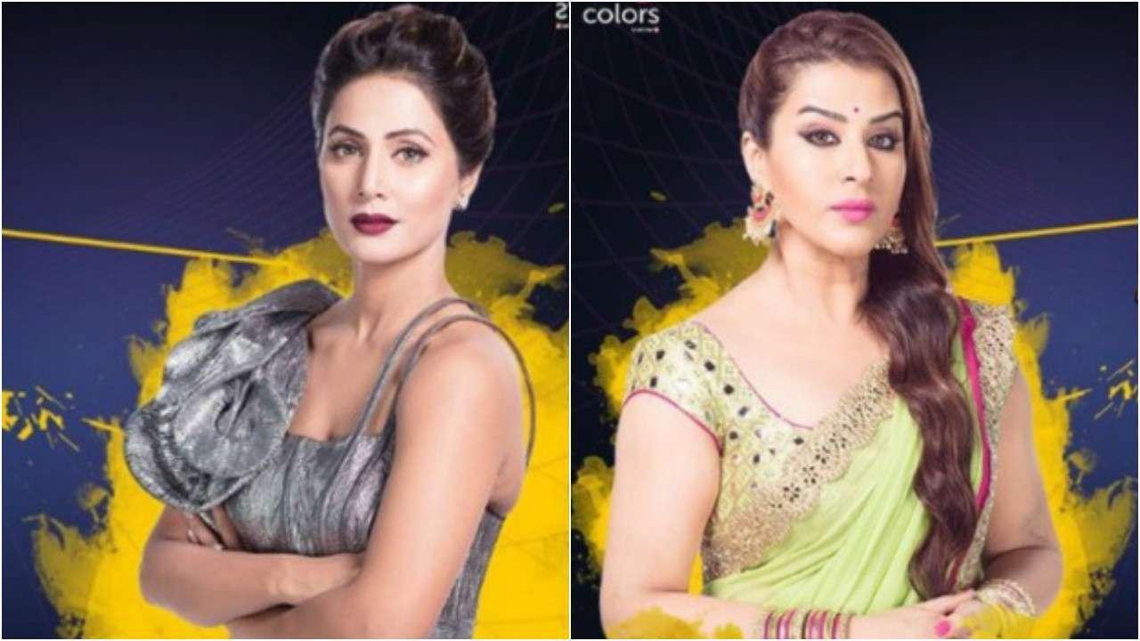 Bigg Boss 11 Did Hina Khan Mock Shilpa Shinde S Fans By Mimicking Their Maharashtrian Accent