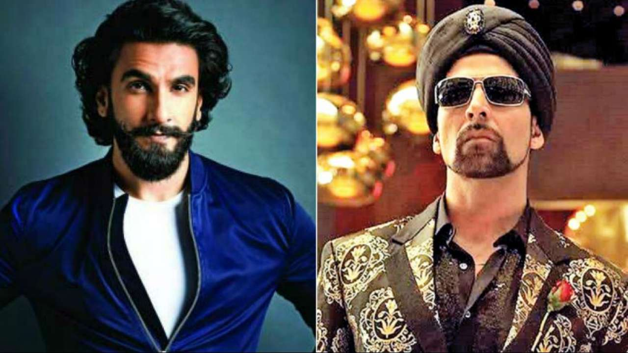 Now Playing: Ranveer, Ayushmann Akshay Are The Showstoppers forecast