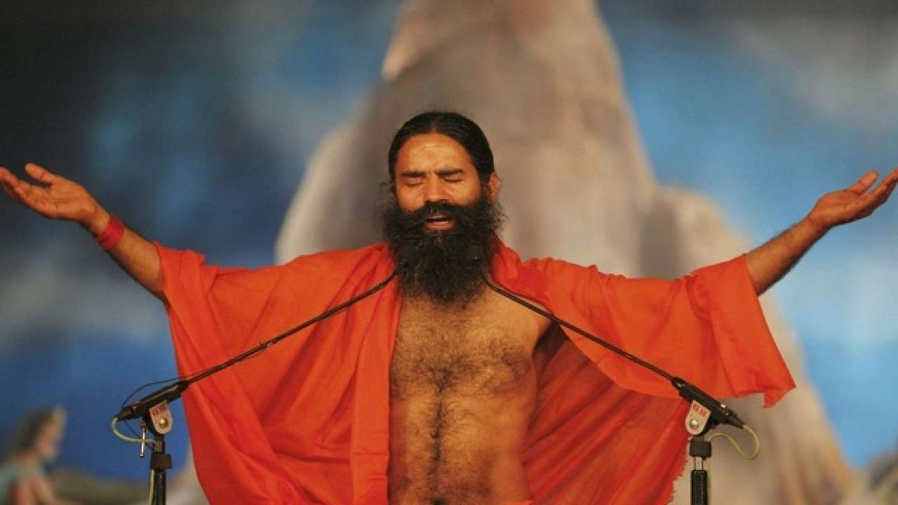 Patanjali Cream Terms Dark Skin An Ailment It Was Translation Issue Clarifies Baba Ramdev