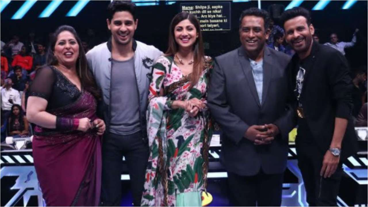 Super Dancer 2: Team 'Aiyaary' visits the sets and Shilpa Shetty