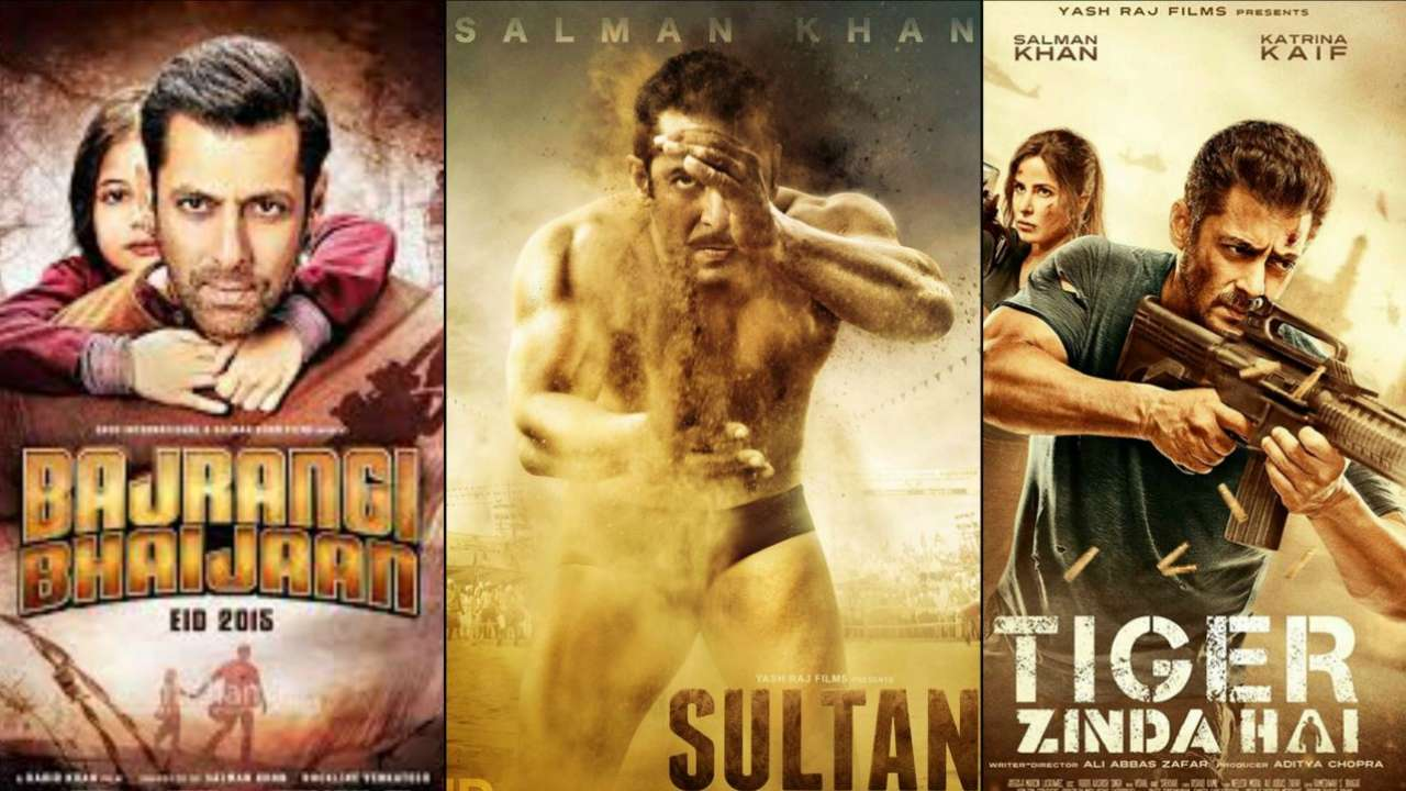 Salman Khan Becomes Only Bollywood Actor To Have Three