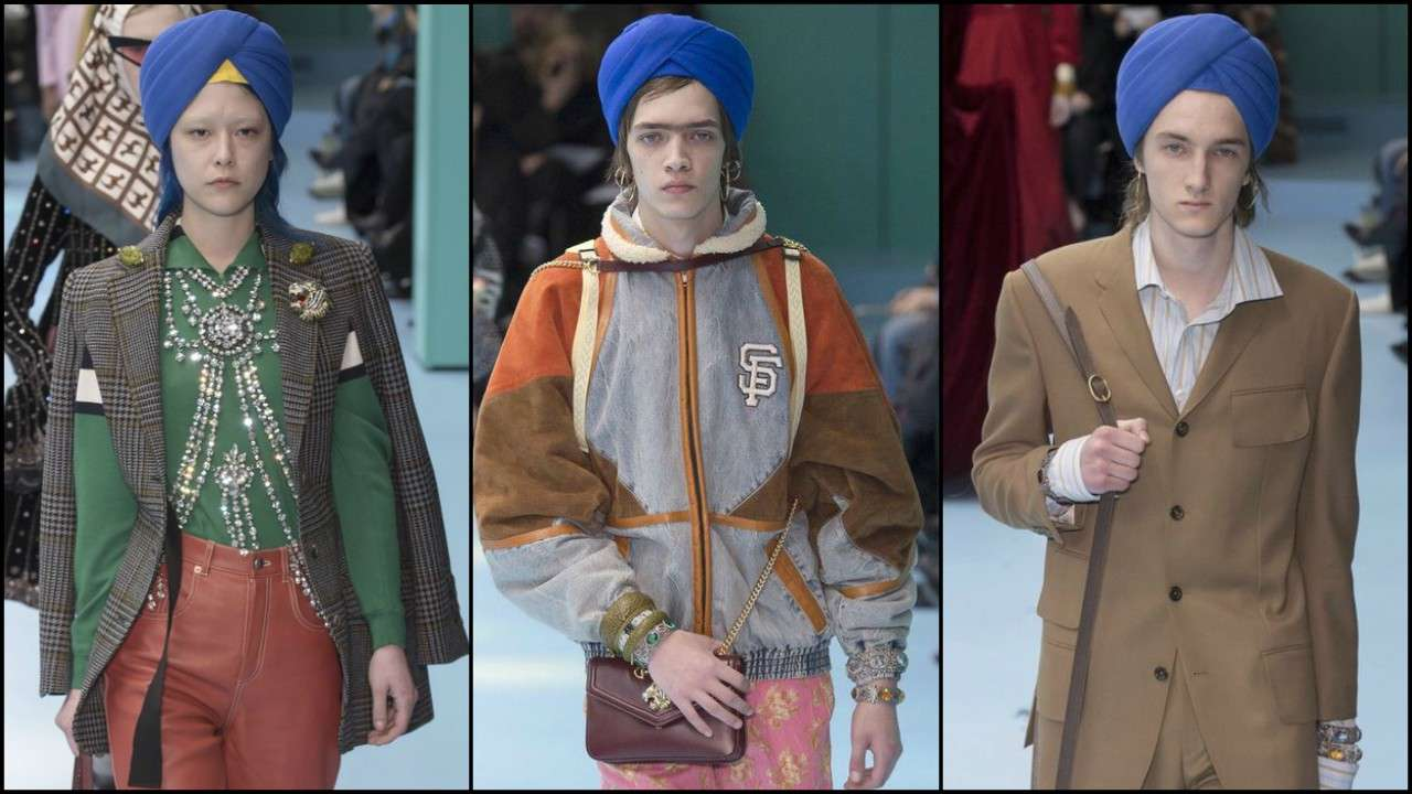 3fed096ef03 Gucci s new collection under fire for appropriating traditional Sikh turbans