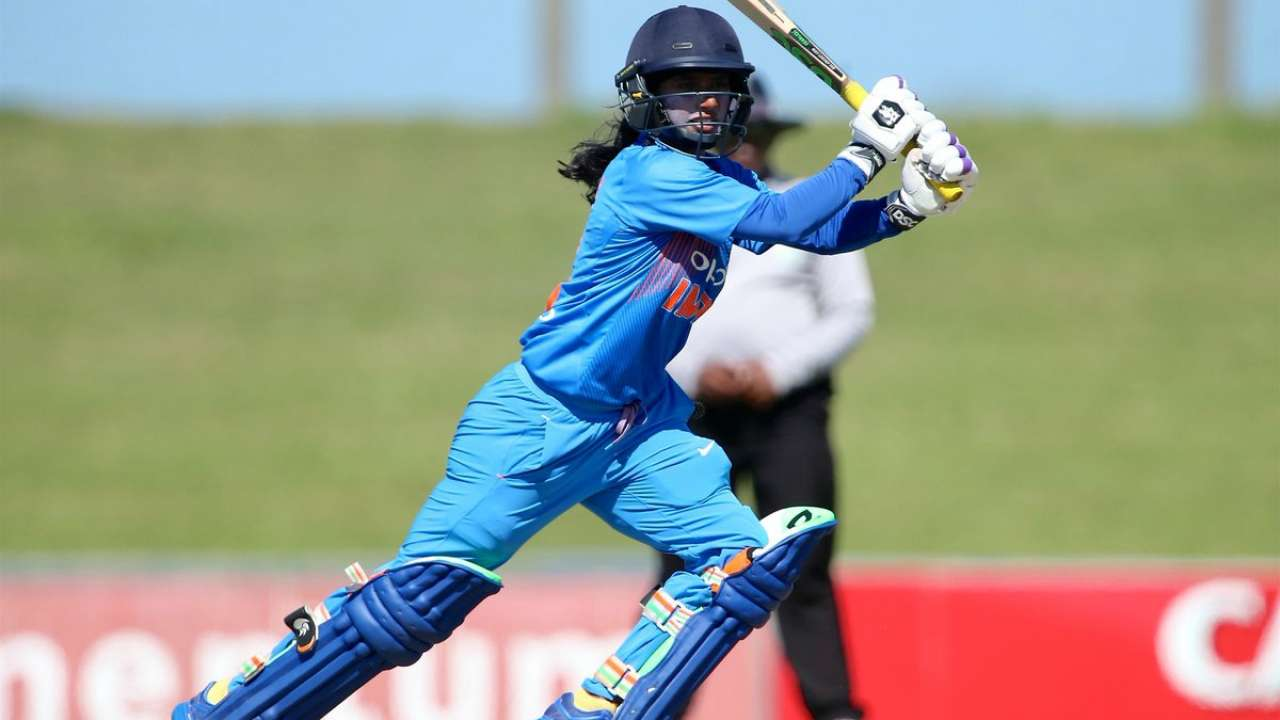Historic Moment And Not One Single >> Savind 5th T20 Mithali Raj Stars As India Complete Historic Series