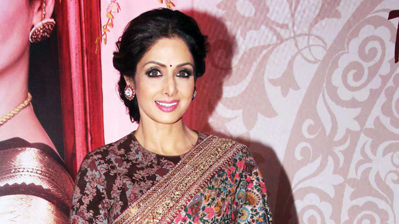 Sridevi (Now Sridevi Kapoor) Sridevi (Now Sridevi Kapoor) new pictures