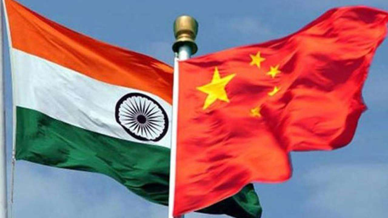 Image result for india china flag