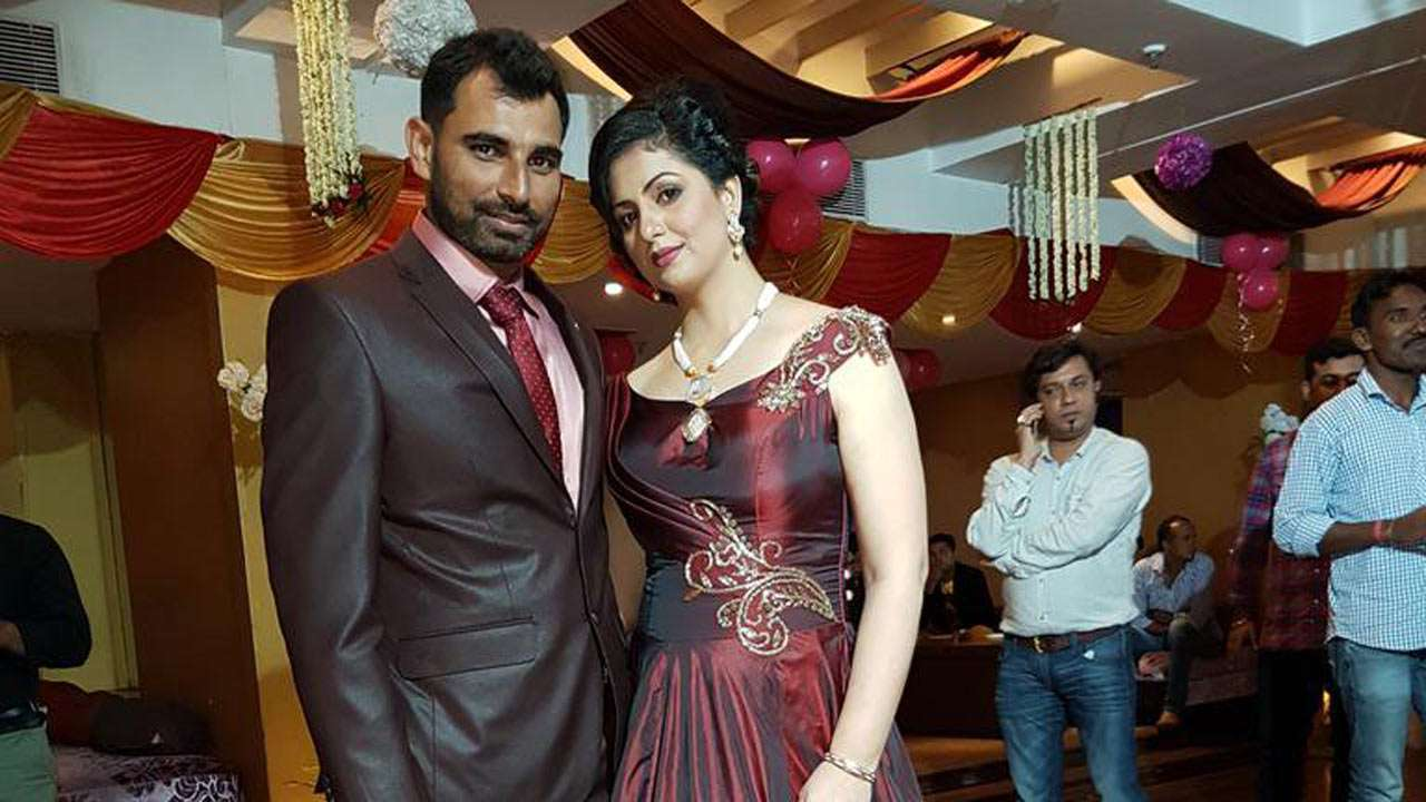 Mohammed Shami Wasn T Aware Of Wife S First Marriage She Introduced Her Daughters As Sister S Kids