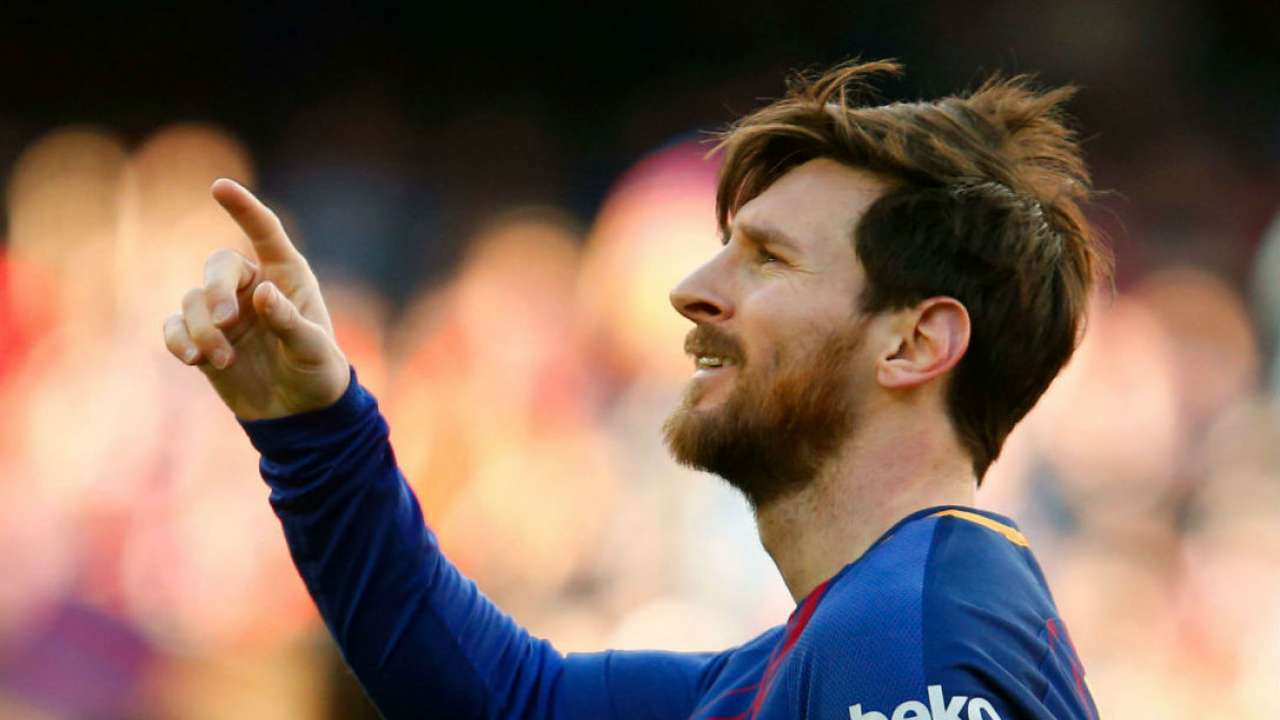 d95ff5723 Lionel Messi begins road to Russia as Argentina chase World Cup glory