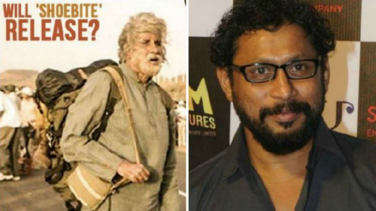 f181a8980d  Purely for Amitabh Bachchan   Shoojit Sircar is ready to sell his home to  pay for  Shoebite s release