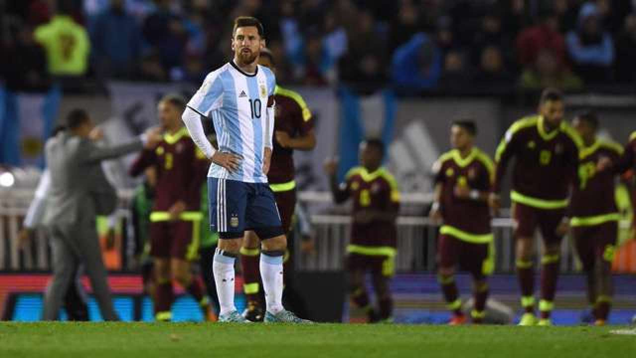 f50e733fd Argentina have a 'debt' to settle at World Cup: Lionel Messi