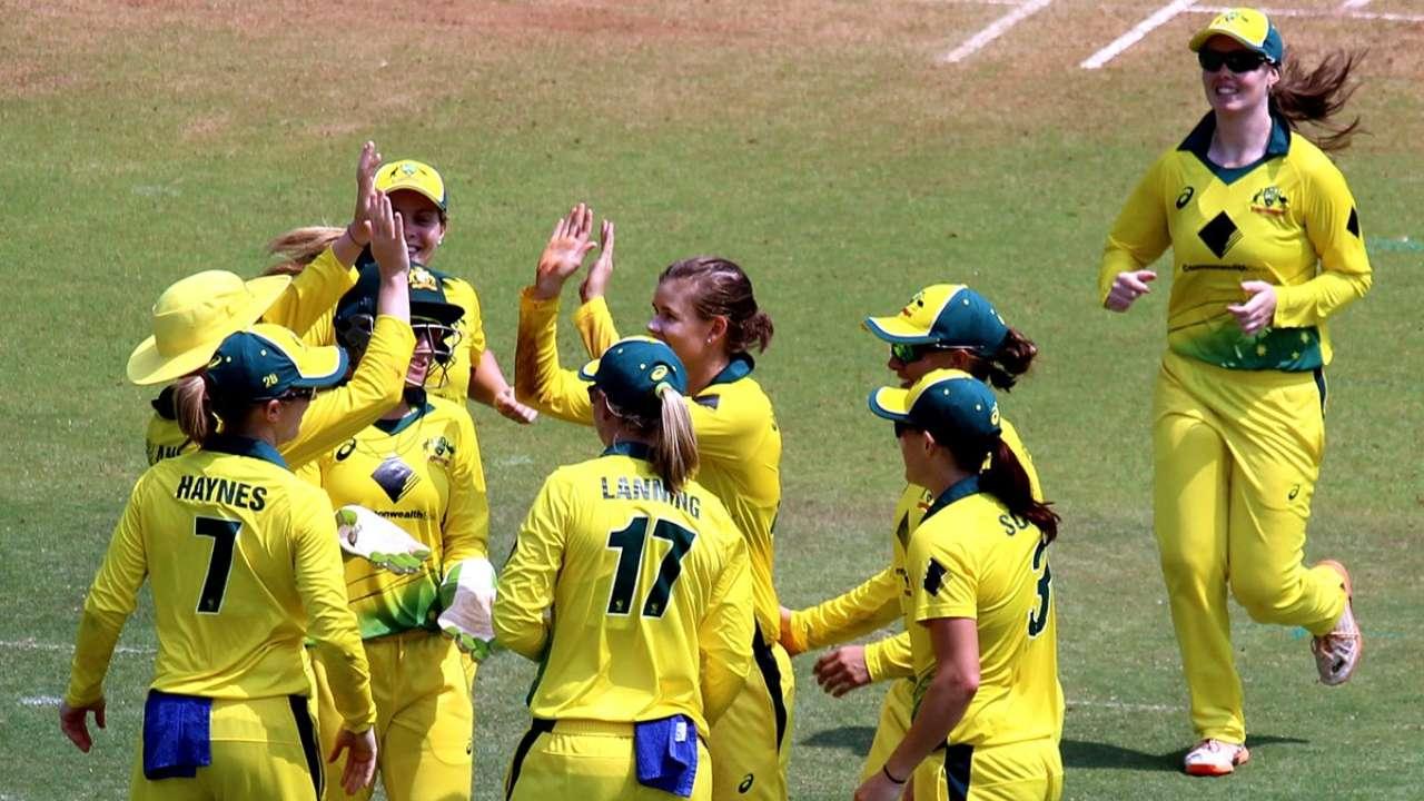 T20 Tri Series Australia Women Thrash England By 8 Wickets